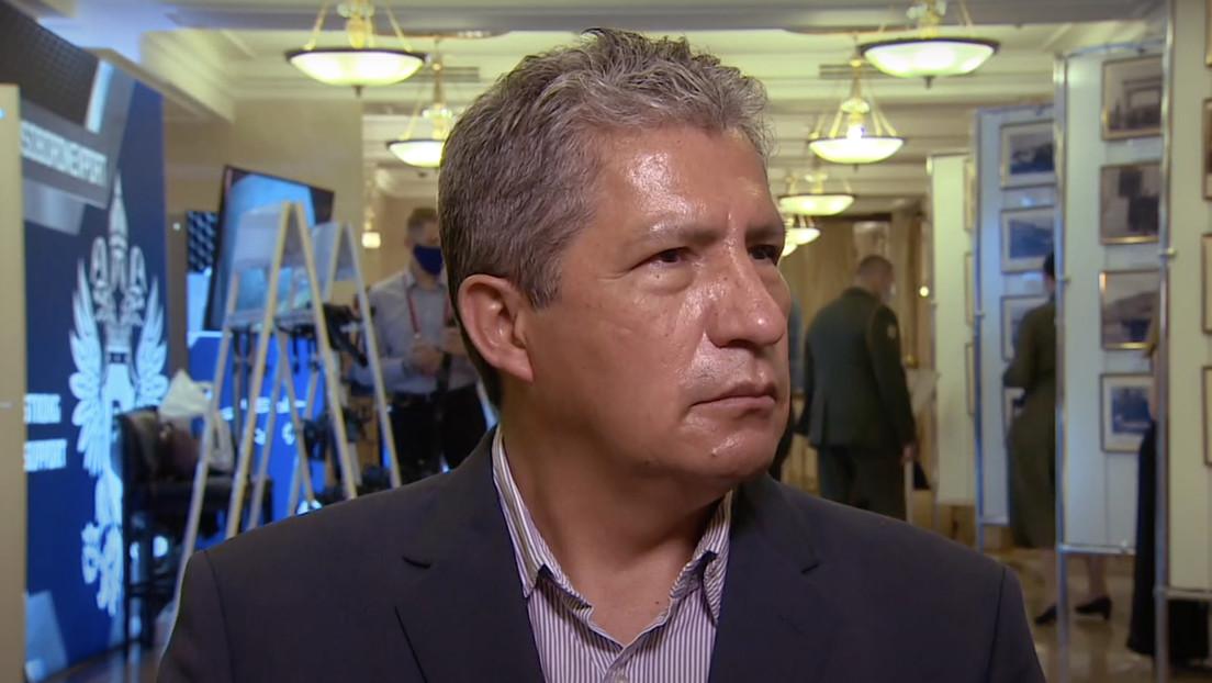 """Ministro de Defensa de Bolivia: """"El envío de vacunas de Rusia ha sido fundamental para nosotros"""""""