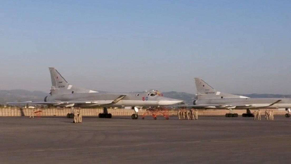 Arrancan los ejercicios de Rusia en el Mediterráneo con la participación de cazas capaces de portar misiles hipersónicos