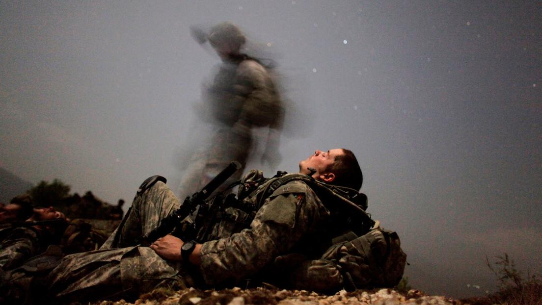 EE.UU. mantendrá alrededor de 650 soldados en Afganistán después de la retirada de las tropas