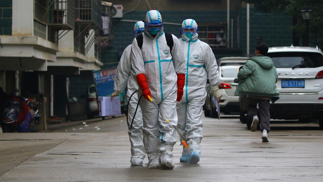 Un estudio sitúa el primer caso de covid-19 en China entre primeros de octubre y mediados de noviembre de 2019