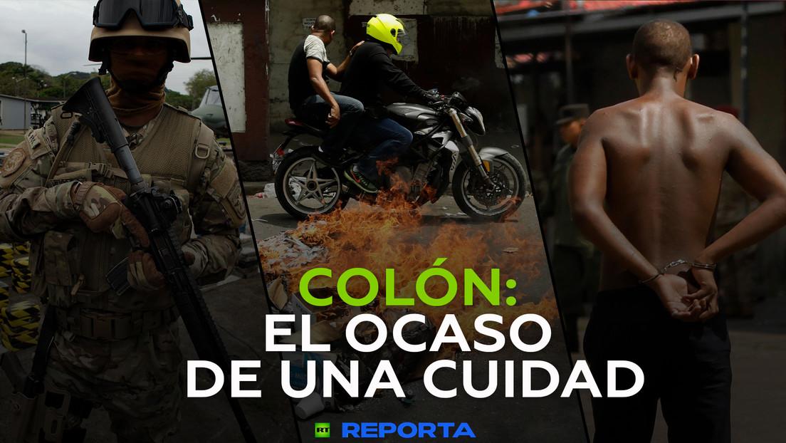 Colón: El ocaso de una ciudad