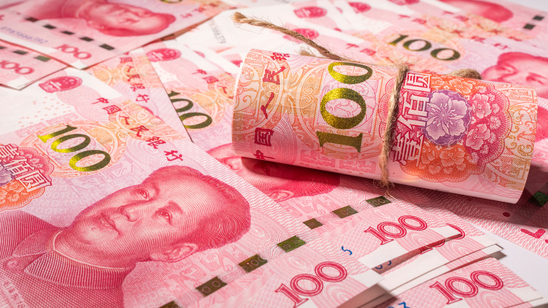 Chinese banks accumulate a record sum of a trillion dollars in foreign reserves