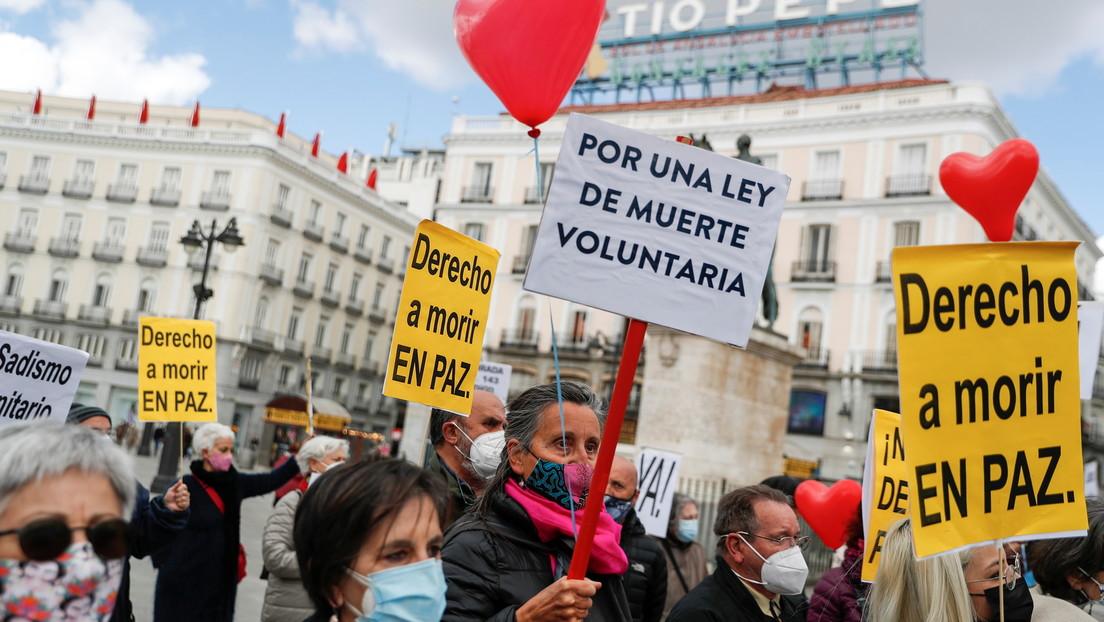 La ley de eutanasia entra en vigor en España, que se convierte en el séptimo país del mundo donde es legal