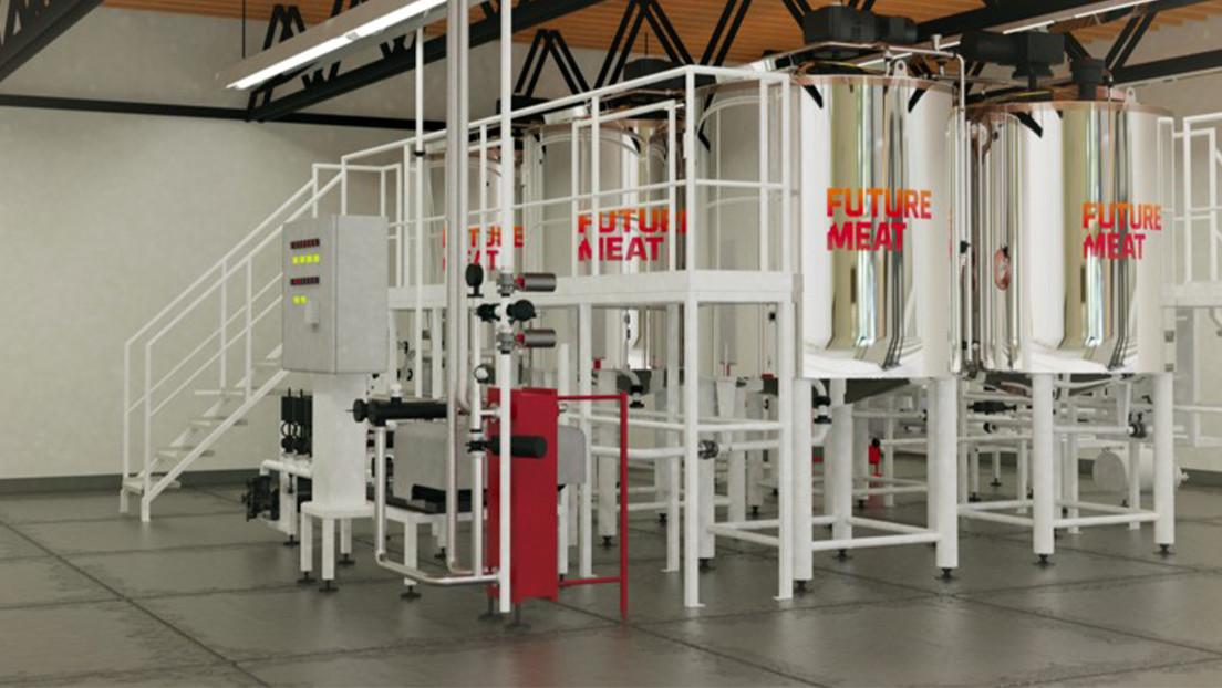 500 hamburguesas diarias sin matar un animal: nace la primera fábrica de carne cultivada en laboratorio del mundo