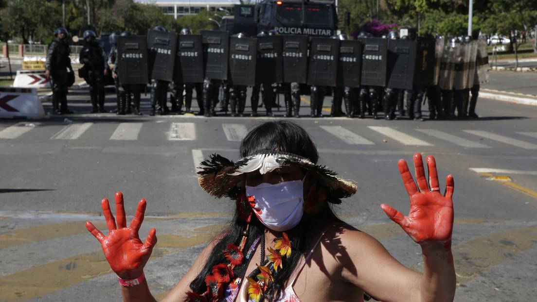 En qué consiste el polémico proyecto de ley que atenta contra los derechos indígenas en Brasil