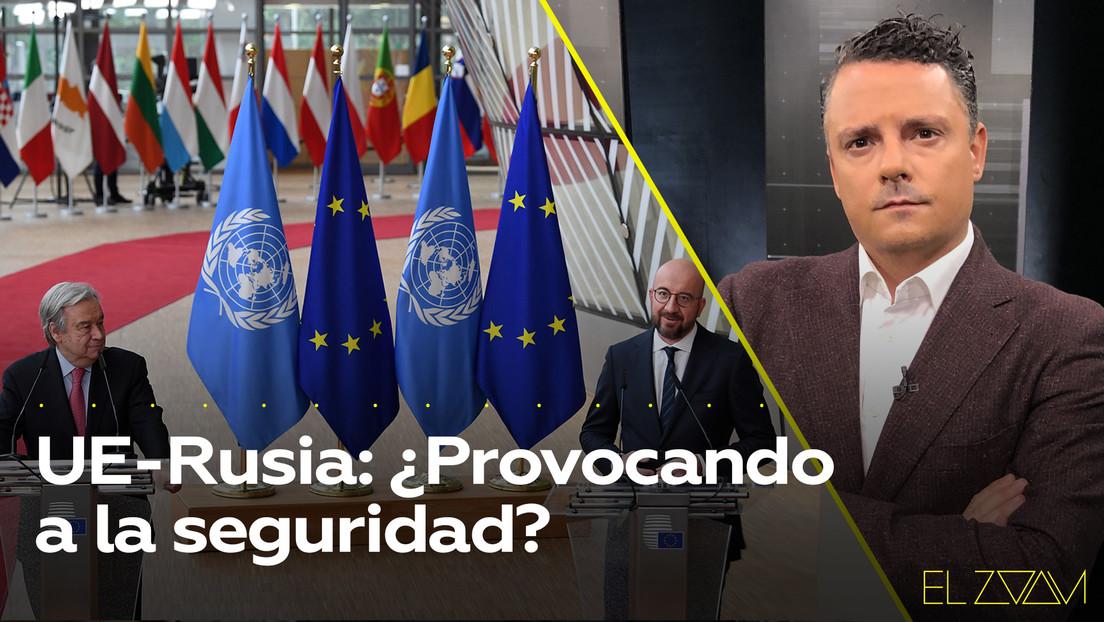 UE-Rusia: ¿provocando a la seguridad?