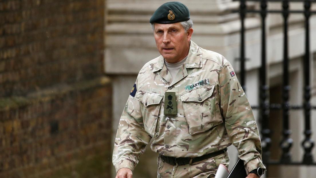 """El máximo jefe militar británico afirma que el incidente con el destructor Defender pudo haber causado una """"escalada injustificada"""""""