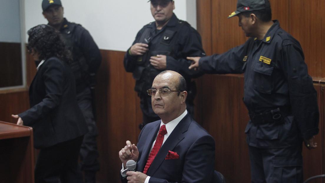 Fiscalía de Perú inicia investigación de audios de Vladimiro Montesinos por posibles conspiraciones electorales