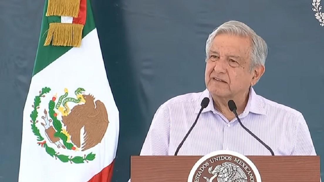 "López Obrador afirma que México ""está en calma"", pese a la incesante violencia de los cárteles"