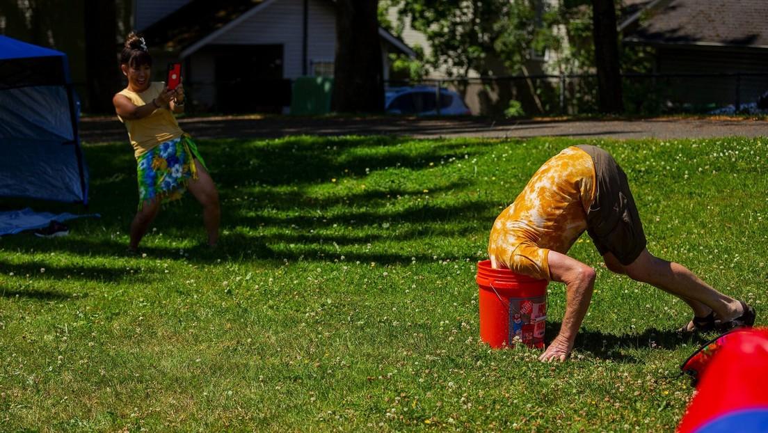 El oeste de EE.UU. y Canadá sufre una 'cúpula de calor' que provoca temperaturas récord y genera alertas