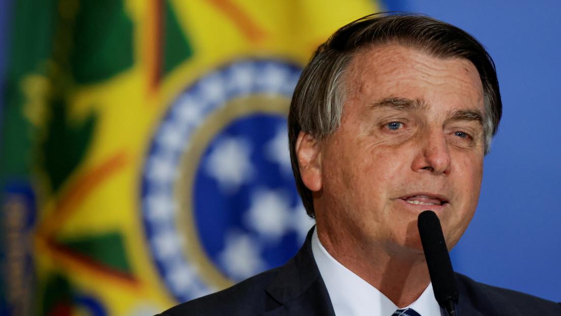 Senadores de Brasil denuncian a Bolsonaro ante el Supremo Tribunal por un supuesto acto de corrupción en la compra de vacunas