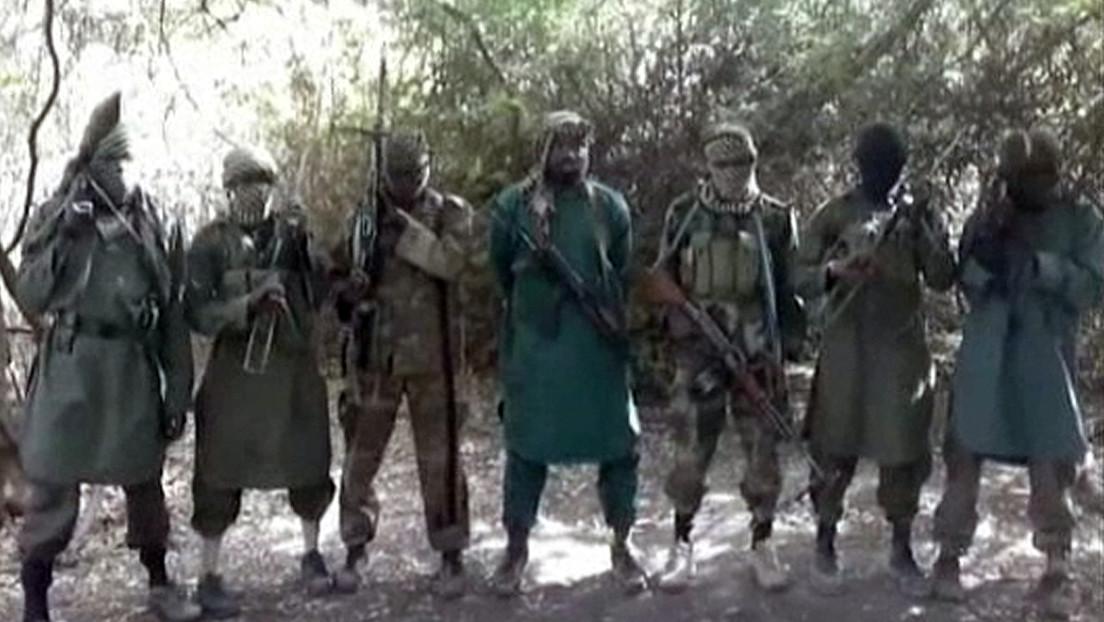 Combatientes de Boko Haram prometen lealtad al Estado Islámico en un video