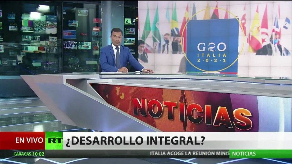 G20, con miras al multilateralismo ante políticas de imposición del G7