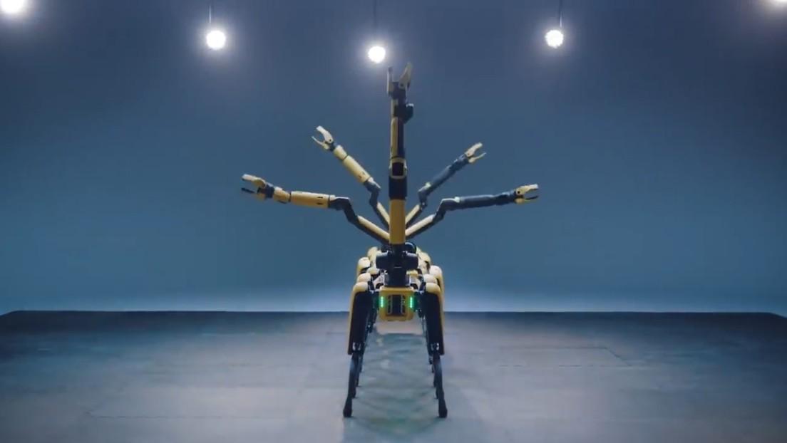 VIDEO: Boston Dynamics celebra su incorporación a Hyundai con un baile robótico