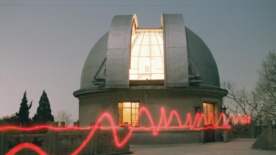 China inicia la construcción de telescopios de rastreo para detectar basura espacial