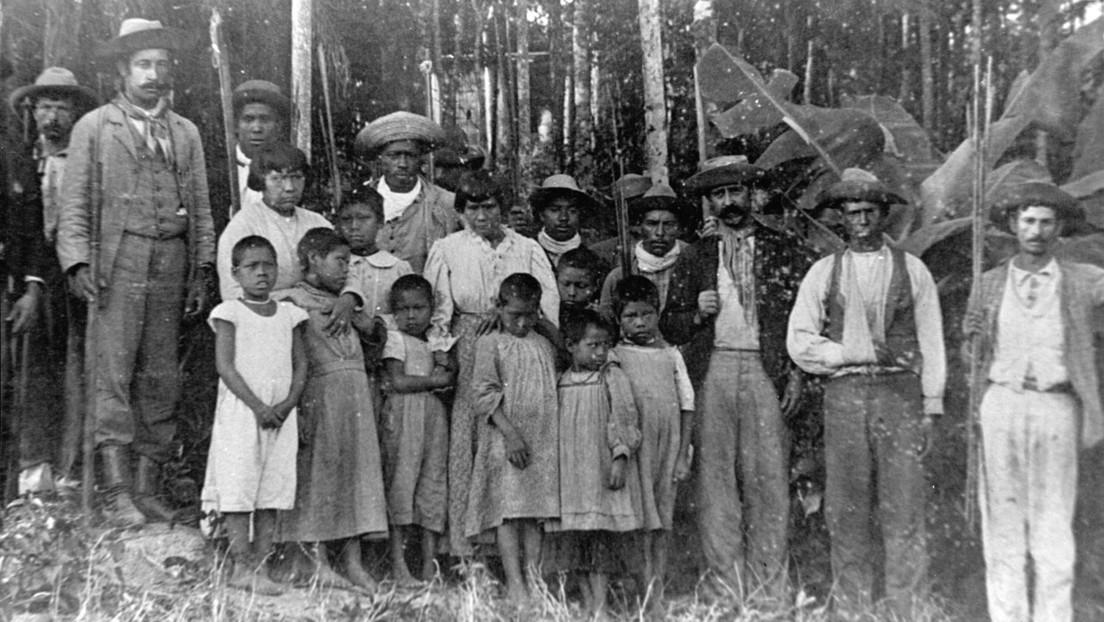 Un juicio crucial en Brasil decidirá sobre los derechos a la tierra de un pueblo indígena expulsado por colonos hace más de un siglo