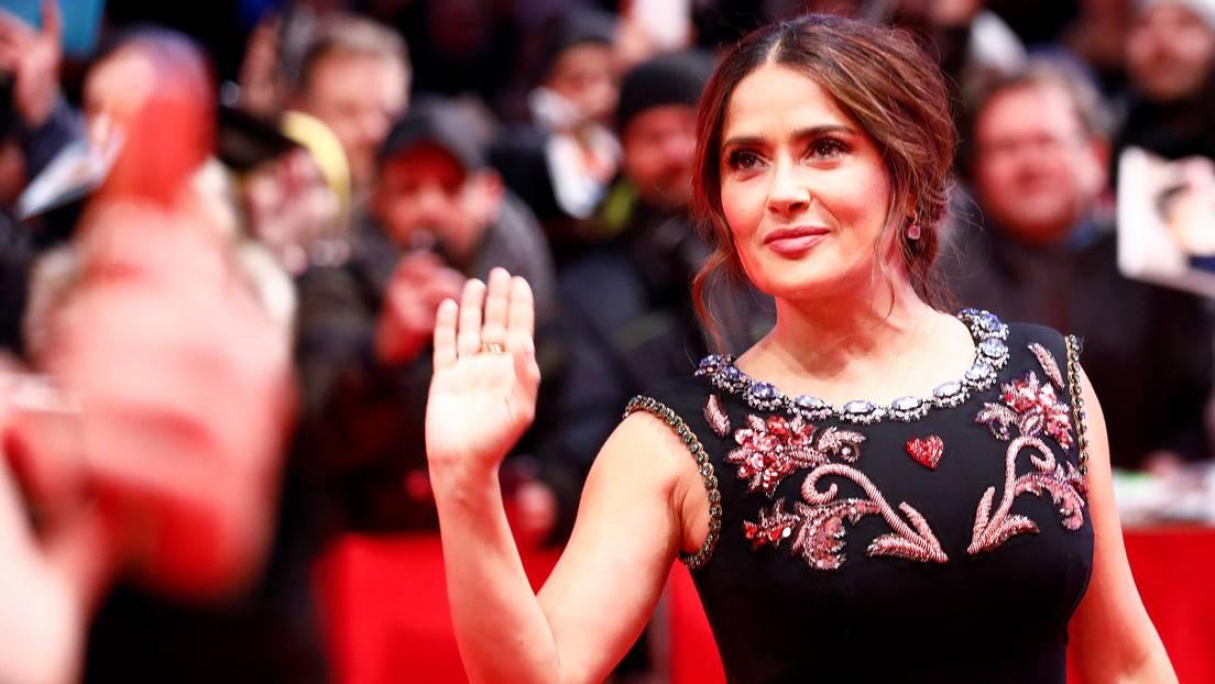 De México para Hollywood: Salma Hayek, Angélica Vale y los Huracanes del  Norte tendrán su estrella en el Paseo de la Fama - RT
