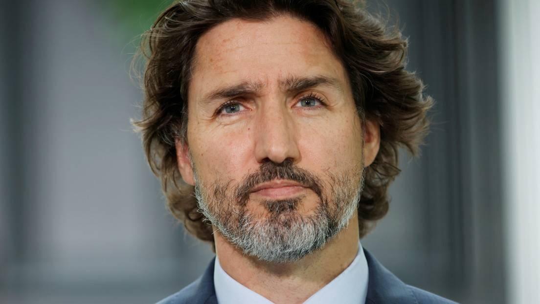 Justin Trudeau: El Papa debería disculparse en suelo canadiense por el papel de la Iglesia católica en las escuelas indígenas - RT