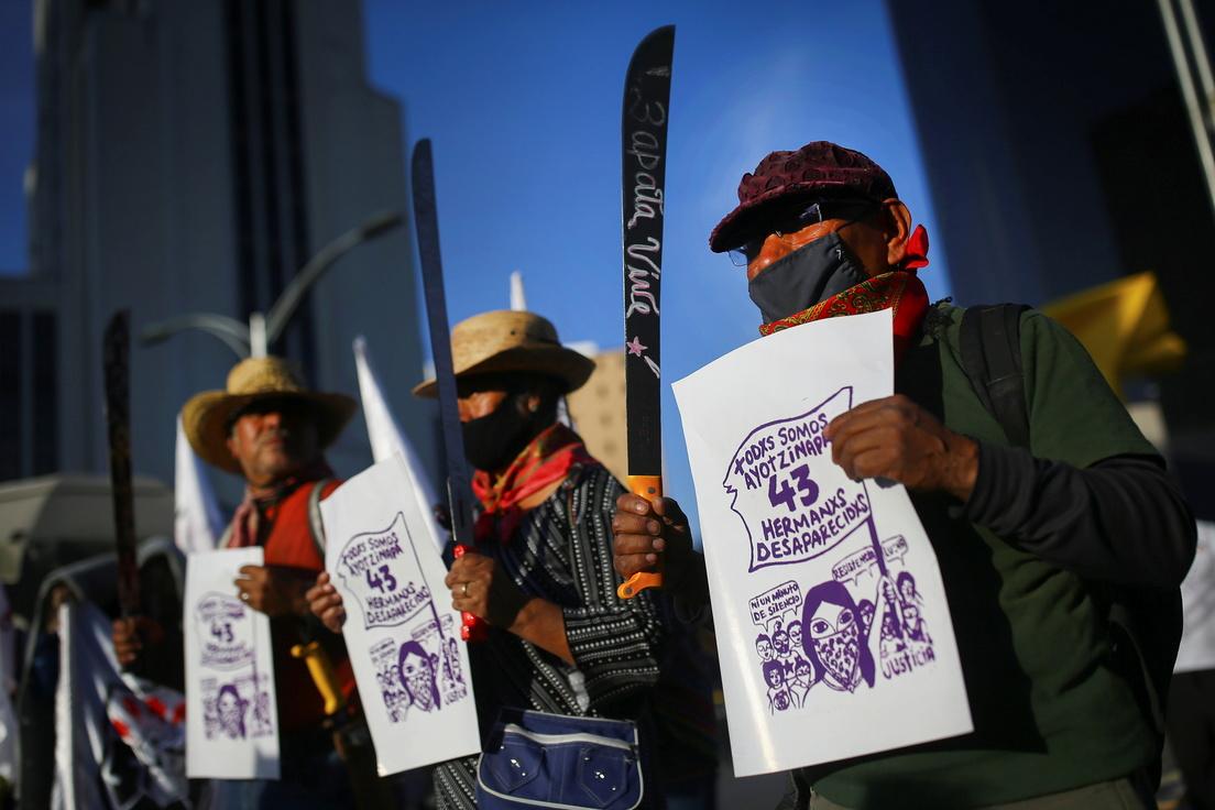 """En México confirman """"mentira histórica"""": Encuentran a tercer estudiante de los 43 desaparecidos en Ayotzinapa - junio 18, 2021 12:39 am - NOTIGUARO - Internacionales"""