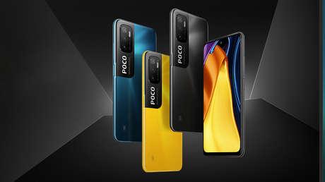 Xiaomi lanza Poco M3 Pro, un nuevo teléfono de gama básica con soporte de 5G