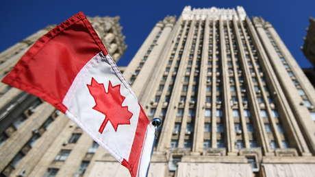 Rusia incluye a nueve ciudadanos de Canadá en una lista negra por