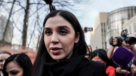 Emma Coronel, esposa del 'Chapo', podría declararse culpable de ayudar a dirigir el multimillonario imperio del Cártel de Sinaloa