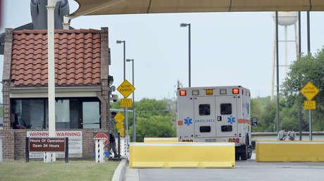 Reportan un tiroteo en la base aérea de Lackland en Texas