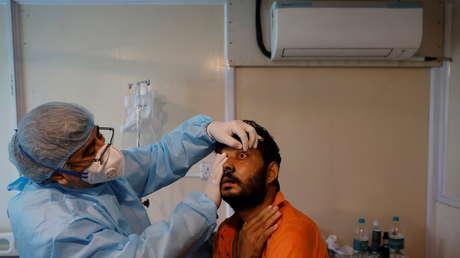 La India registra un aumento del 150 % en las infecciones por 'hongo negro'