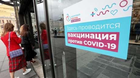 Moscú sorteará cinco autos a la semana para incentivar la vacunación
