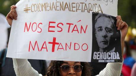 Entre las protestas en pandemia, la deslegitimación de las Fuerzas Armadas y la 'desilusión' de EE.UU.: ¿puede Colombia salir del laberinto?