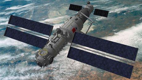 ¿Cómo es y para qué sirve la estación espacial china Tiangong, que acogió esta semana su primera tripulación?
