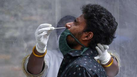 La India registra casos de coronavirus de la nueva mutación 'Delta plus'