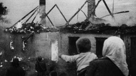 """""""La historia no conoció un genocidio tan cruel"""": Vladímir Putin recuerda la ofensiva nazi contra la URSS"""