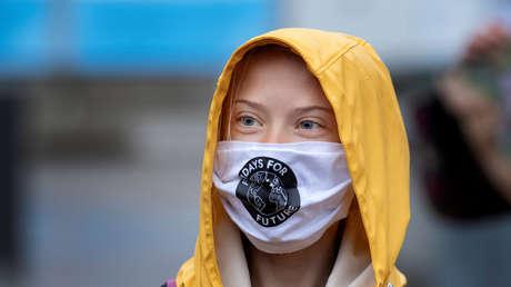 """""""Algo está fundamentalmente mal"""": Greta Thunberg critica a Amazon por destruir miles de artículos en una semana"""