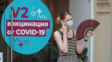 """Representante de la OMS en Rusia: """"Basta con pasar sin mascarilla junto a una persona infectada con Delta Plus para enfermar"""""""