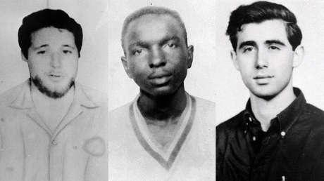 Publican expedientes nunca antes vistos de los brutales asesinatos de activistas de derechos civiles hace casi 60 años en EE.UU.
