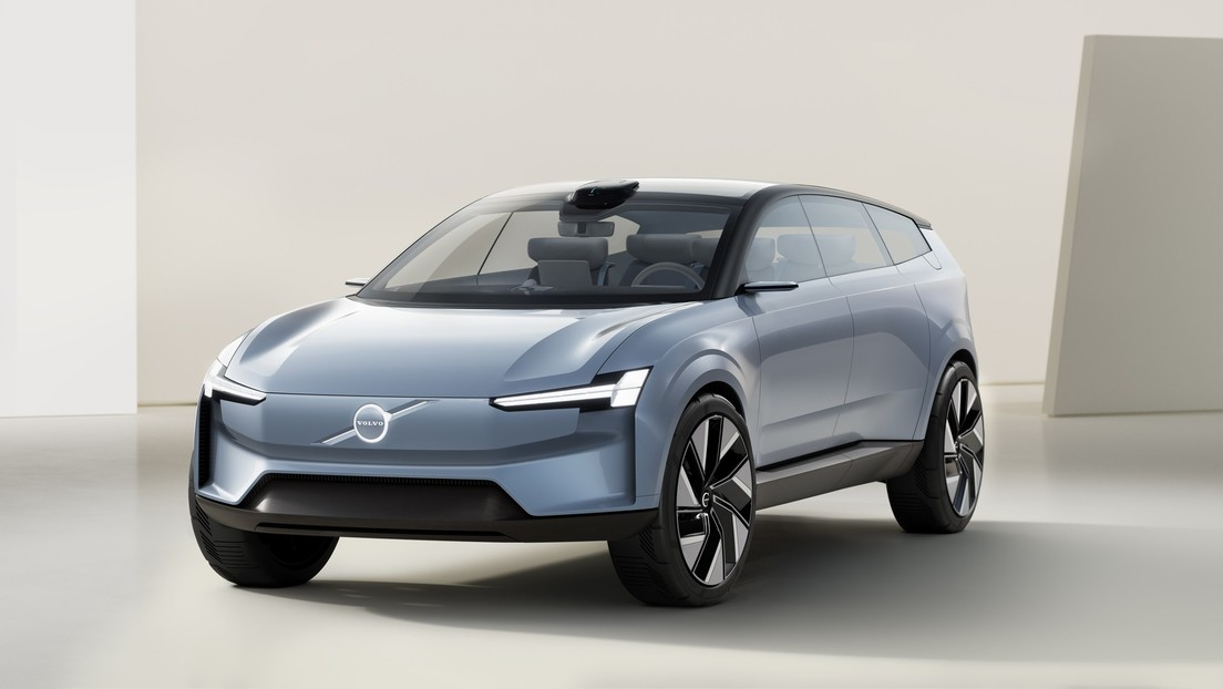 FOTOS: Volvo presenta el primer modelo de su nueva generación de autos eléctricos