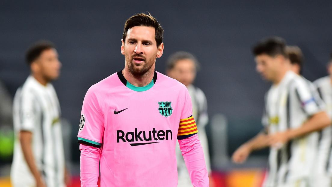 El dramático conteo regresivo en un programa de televisión español ante el vencimiento del contrato de Messi con el F.C. Barcelona