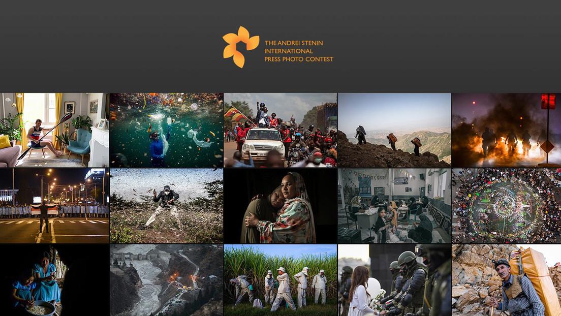 Las obras del Concurso de Fotoperiodismo Andréi Stenin están abiertas para la votación