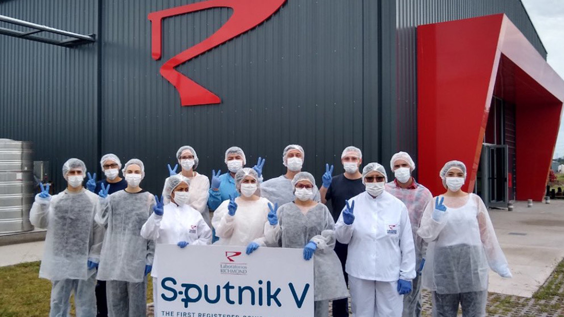 El laboratorio Richmond estima que la próxima semana se aplicarán las primeras vacunas Sputnik V producidas en Argentina