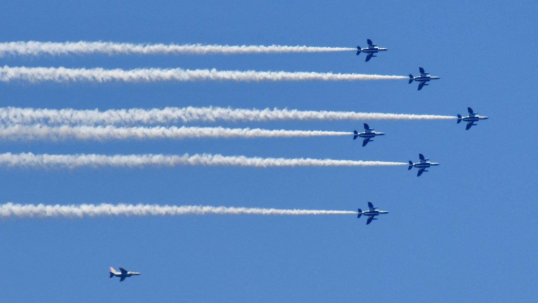 Japón y Filipinas realizarán ejercicios aéreos conjuntos por primera vez en medio de tensiones con China