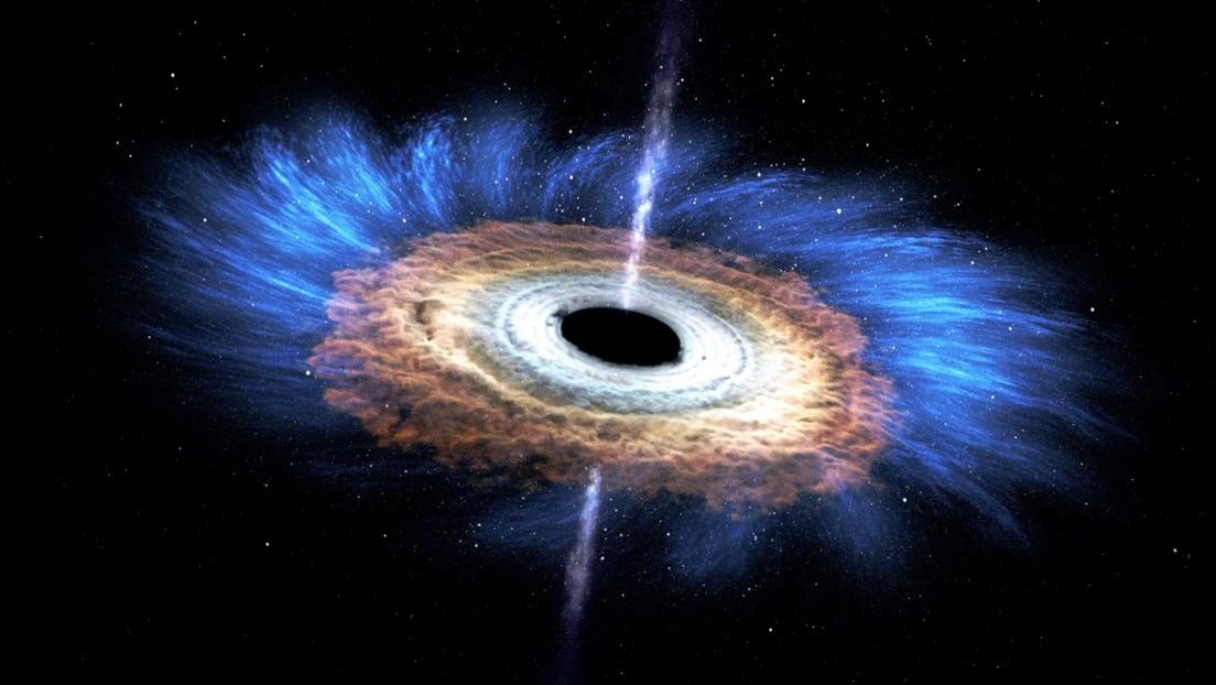 Un teorema fundamental de Stephen Hawking sobre los agujeros negros es confirmado de manera observacional por primera vez
