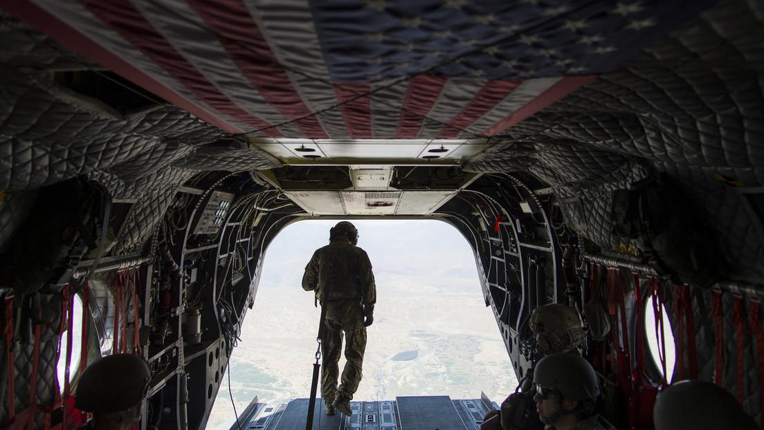 Las tropas de EE.UU. y de la OTAN completan su retirada de la principal base militar norteamericana en Afganistán