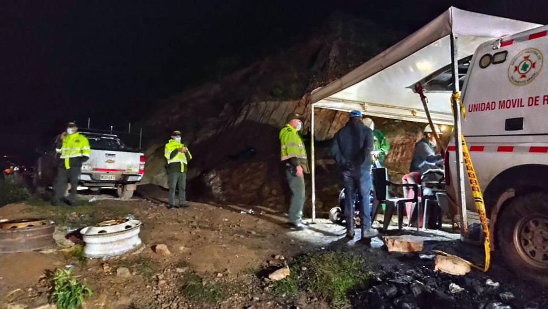 Milagro en Colombia: rescatan con vida al minero sepultado durante seis días junto al cadáver de un compañero
