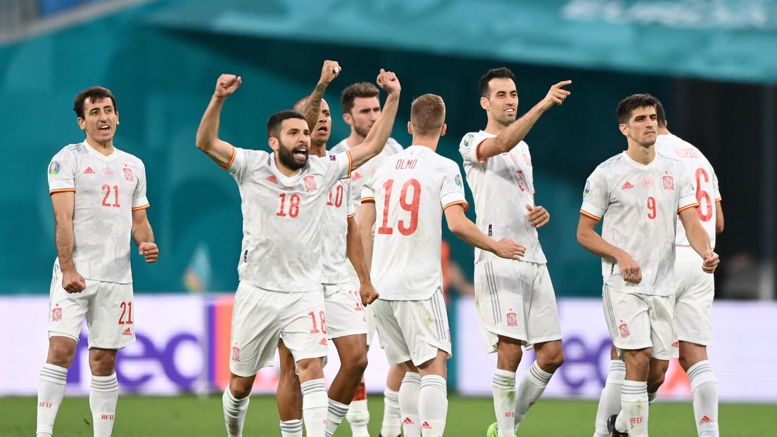 España, primer semifinalista de la Eurocopa tras vencer en los penaltis a Suiza