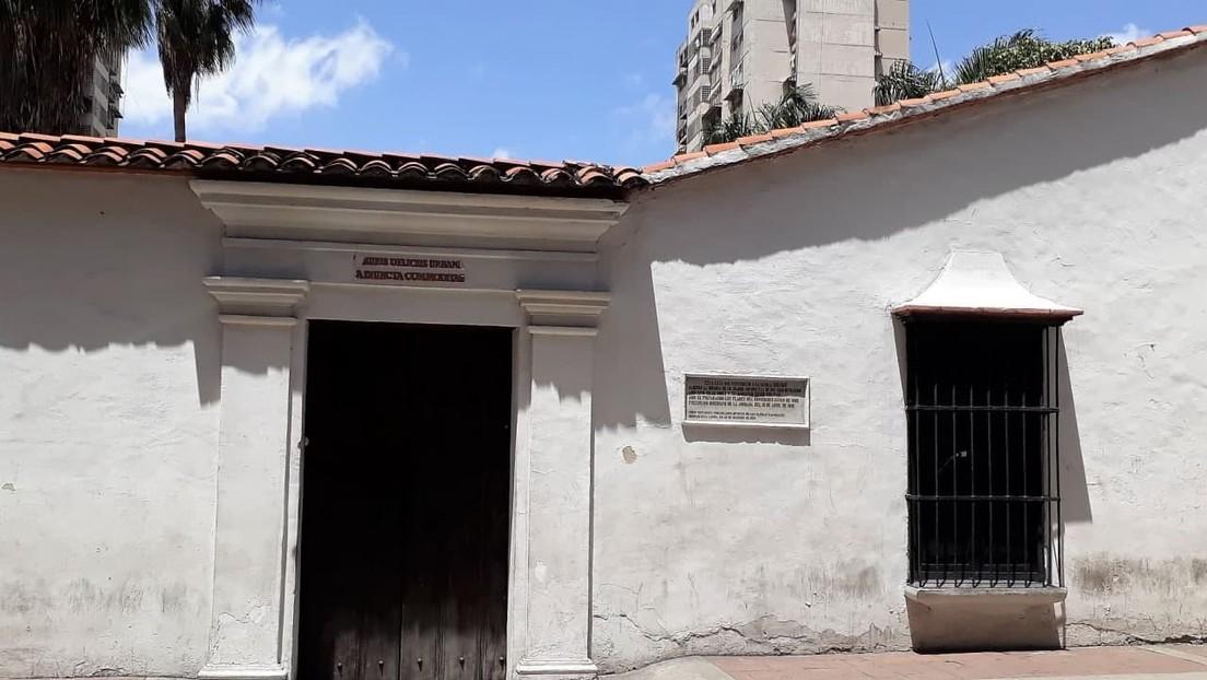 La Cuadra de Bolívar, el recóndito espacio de Caracas donde se proyectó la independencia de Venezuela