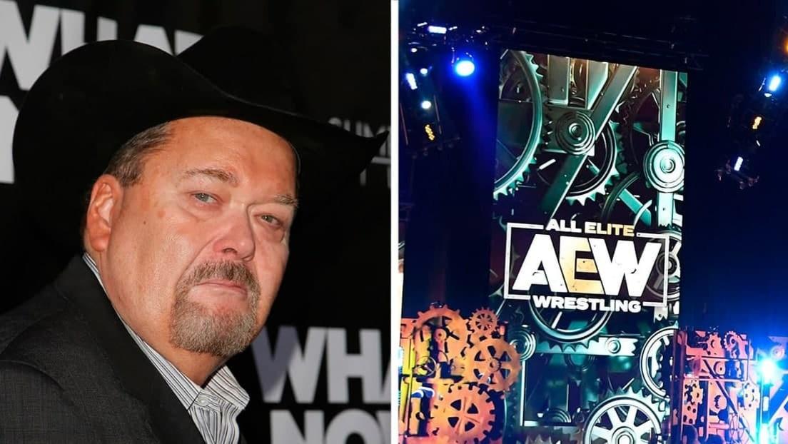El legendario comentarista Jim Ross tiene un lapsus en vivo y le 'atribuye' a la WWE el programa de su principal empresa rival y las redes estallan