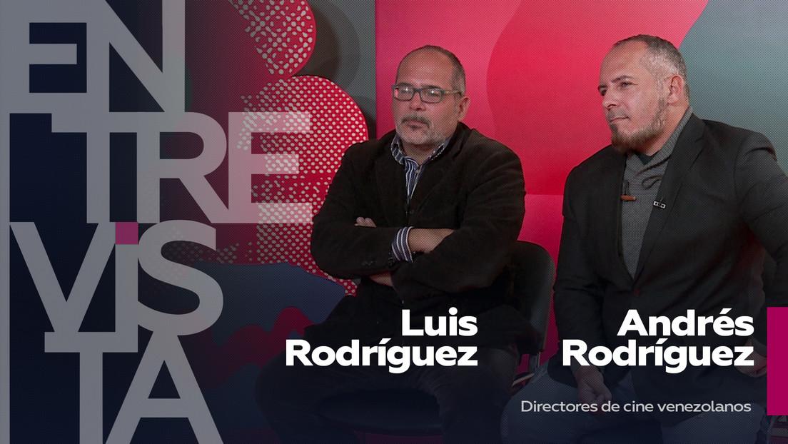 """Luis Rodríguez y Andrés Rodríguez, directores de cine venezolanos: """"La pandemia ha planteado la necesidad de innovar en cómo hacer cine"""""""
