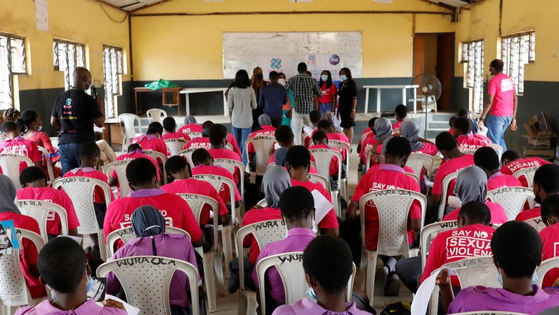 Hombres armados secuestran a 140 alumnos de una escuela en Nigeria