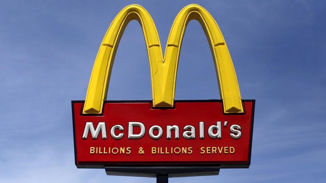 VIDEO: Todos los empleados de un local de McDonald's renuncian a mitad de la jornada y el restaurante se ve obligado a cerrar